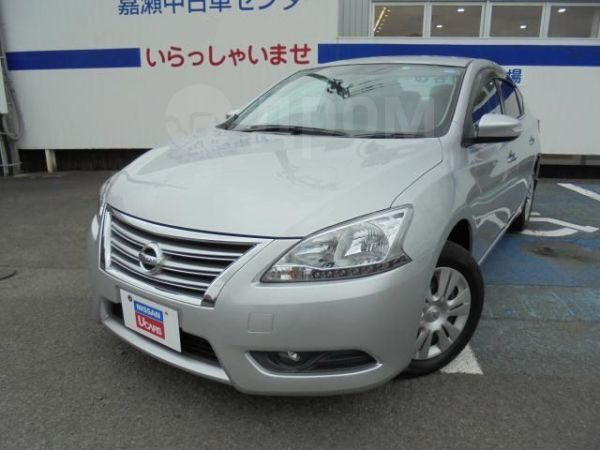 Nissan Sylphy, 2015 год, 690 000 руб.