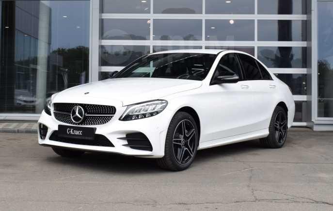 Mercedes-Benz C-Class, 2019 год, 3 135 000 руб.