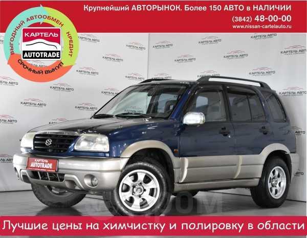 Suzuki Grand Vitara, 2001 год, 339 000 руб.
