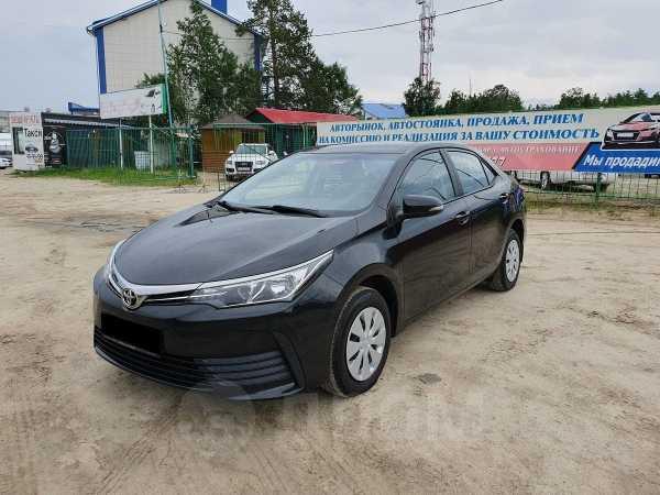 Toyota Corolla, 2017 год, 985 000 руб.