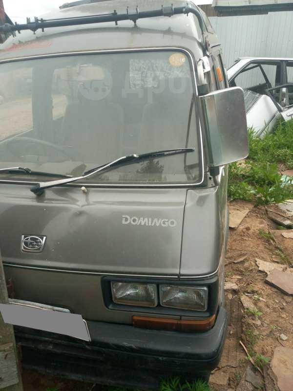 Subaru Domingo, 1989 год, 20 000 руб.