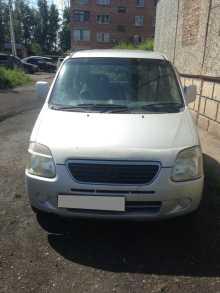 Черногорск Wagon R Plus 1999