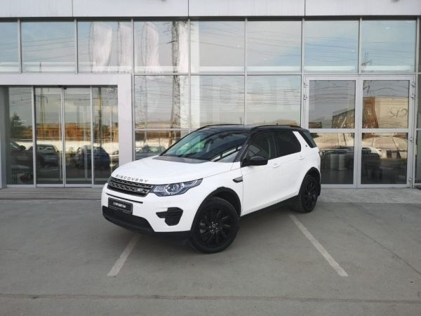 Land Rover Discovery Sport, 2015 год, 1 581 400 руб.