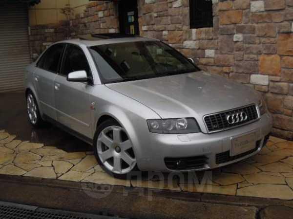 Audi S4, 2004 год, 460 000 руб.