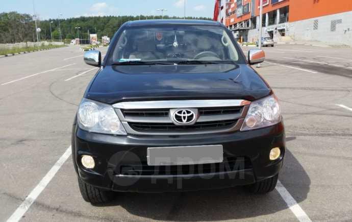 Toyota Fortuner, 2007 год, 950 000 руб.