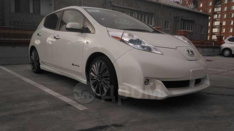 Nissan Leaf, 2012 год, 457 000 руб.