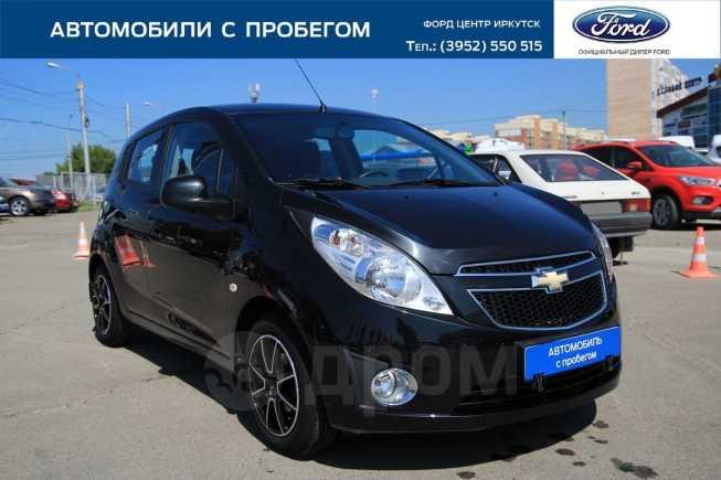 Chevrolet Spark, 2013 год, 428 000 руб.