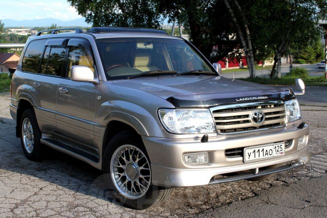 Toyota Land Cruiser, 1998 год, 1 300 000 руб.