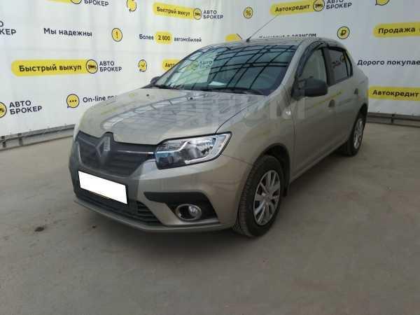 Renault Logan, 2018 год, 738 000 руб.
