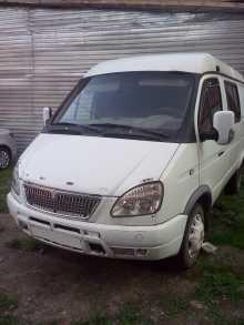 ГАЗ 2217 Баргузин, 2004 г., Кемерово