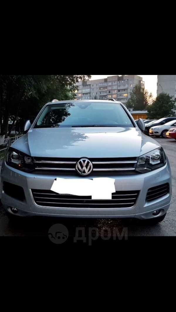 Volkswagen Touareg, 2011 год, 1 120 000 руб.