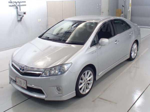 Toyota Sai, 2012 год, 1 155 000 руб.