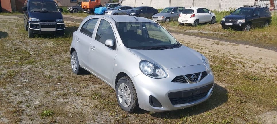 Nissan March, 2015 год, 530 000 руб.