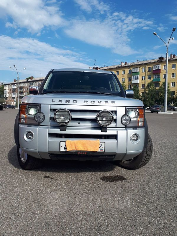 Land Rover Discovery, 2006 год, 760 000 руб.