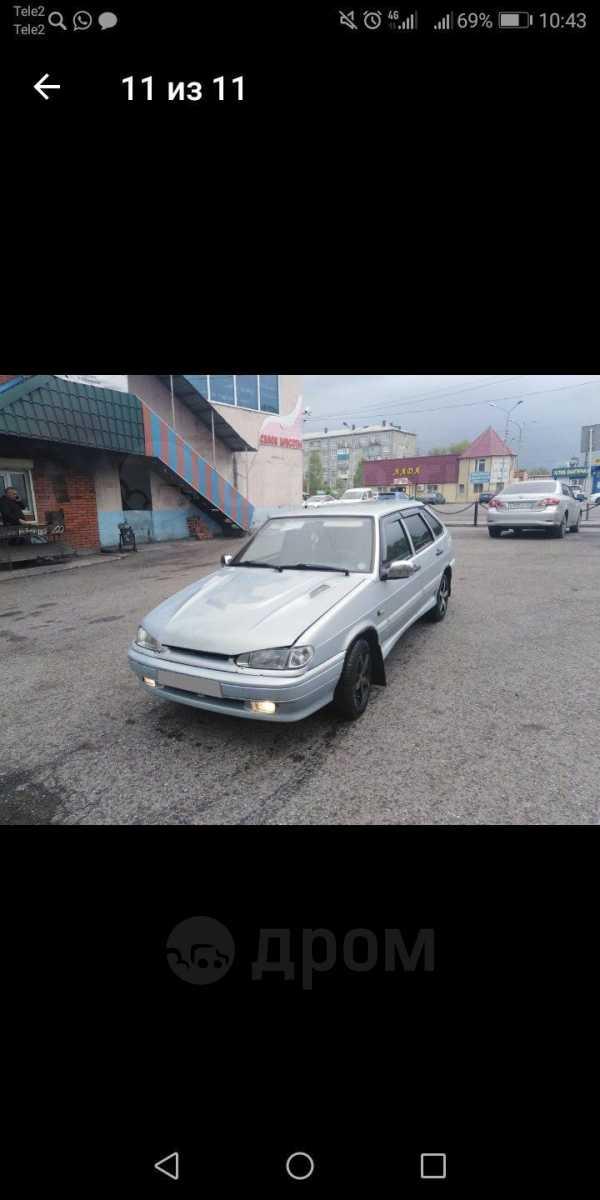Лада 2114 Самара, 2005 год, 100 000 руб.