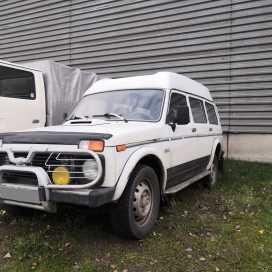 Красноярск 4x4 2131 Нива 2001