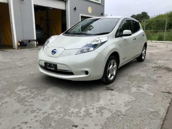 Nissan Leaf, 2012 год, 417 000 руб.