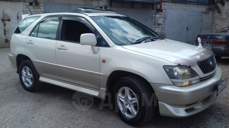 Toyota Harrier, 2000 год, 490 000 руб.