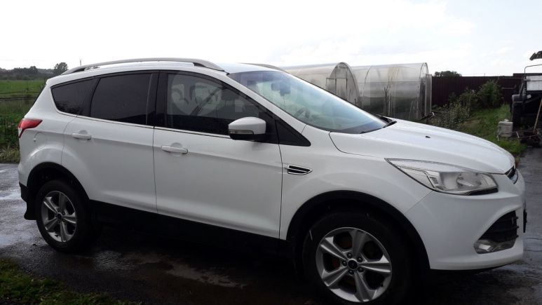 Ford Kuga, 2014 год, 999 000 руб.