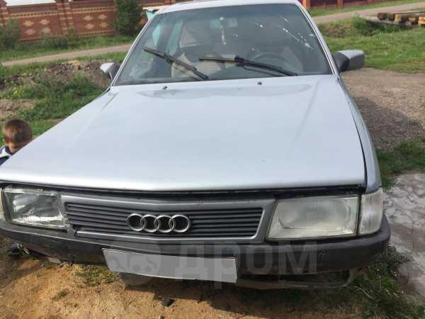 Audi 100, 1989 год, 100 000 руб.