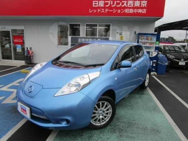 Nissan Leaf, 2014 год, 500 000 руб.
