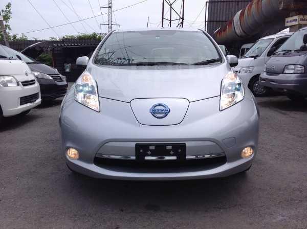 Nissan Leaf, 2015 год, 657 000 руб.