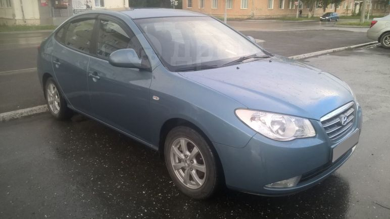 Hyundai Elantra, 2009 год, 390 000 руб.
