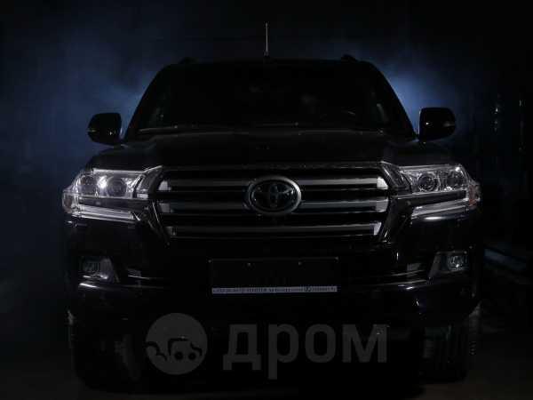 Toyota Land Cruiser, 2018 год, 12 900 000 руб.