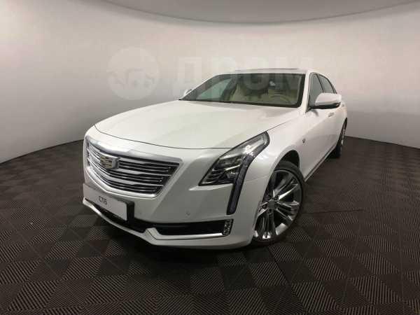 Cadillac CT6, 2019 год, 5 790 000 руб.