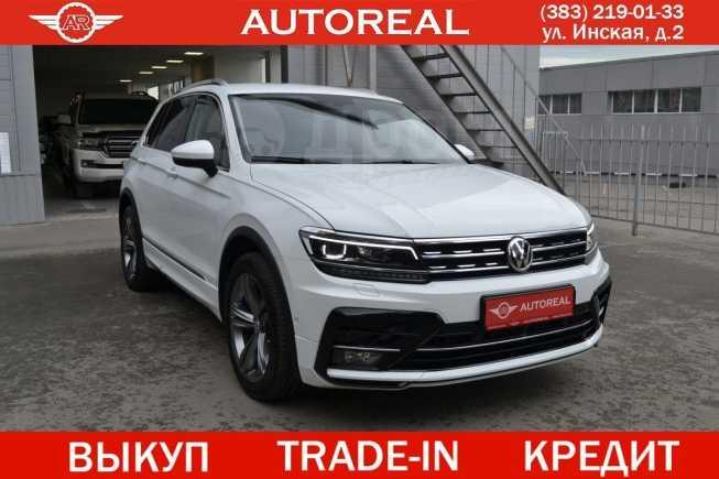 Volkswagen Tiguan, 2018 год, 1 946 000 руб.