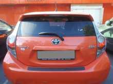 Москва Prius C 2012