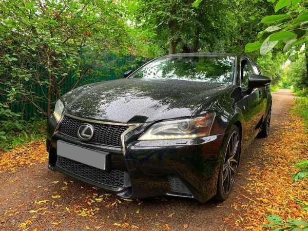 Lexus GS250, 2014 год, 1 600 000 руб.