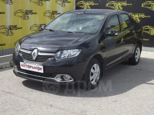 Renault Logan, 2016 год, 525 000 руб.