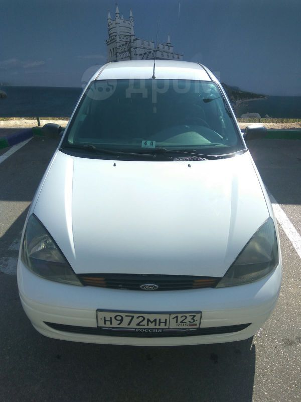 Ford Focus, 2003 год, 209 000 руб.