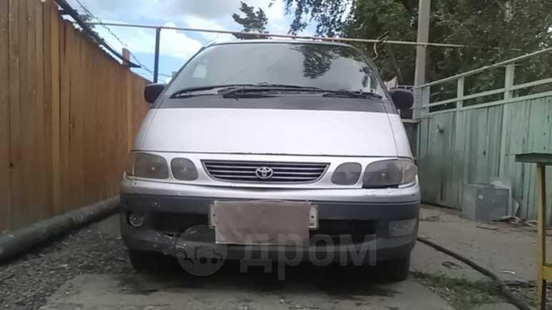 Toyota Estima Emina, 1998 год, 100 000 руб.