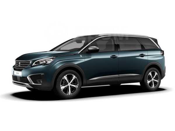Peugeot 5008, 2018 год, 2 306 000 руб.