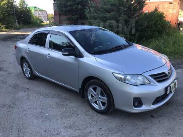 Toyota Corolla FX, 2010 год, 490 000 руб.