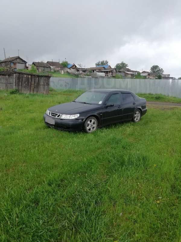 Saab 9-5, 1999 год, 230 000 руб.
