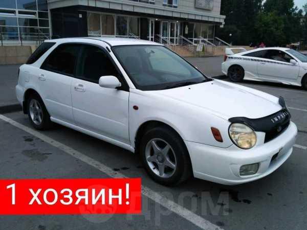 Subaru Impreza, 2001 год, 209 000 руб.
