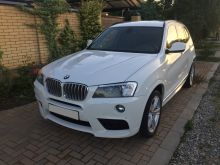 Краснодар BMW X3 2012