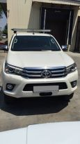 Toyota Hilux Pick Up, 2016 год, 2 400 000 руб.