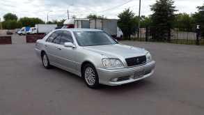Москва Toyota Crown 2000