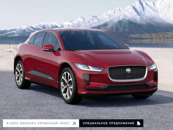 Jaguar I-Pace, 2019 год, 7 616 000 руб.