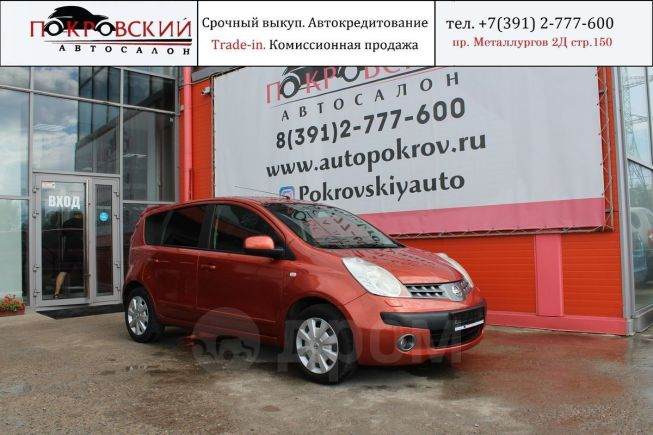 Nissan Note, 2007 год, 425 000 руб.