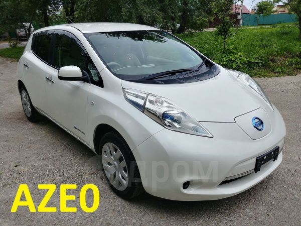 Nissan Leaf, 2012 год, 380 000 руб.