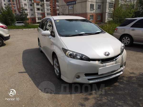 Toyota Wish, 2010 год, 815 000 руб.