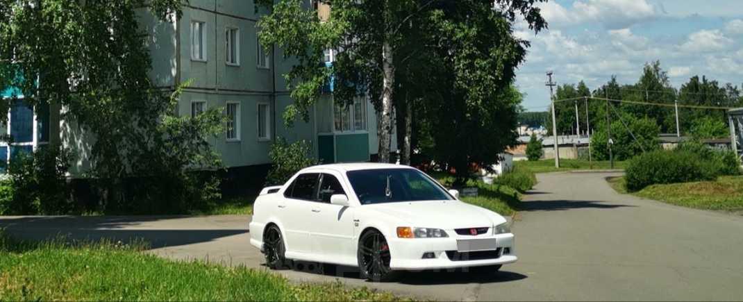 Honda Accord, 2000 год, 415 000 руб.
