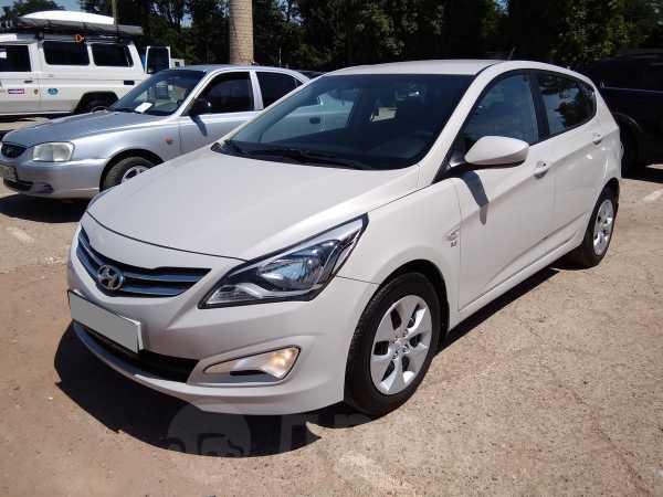 Hyundai Solaris, 2015 год, 598 000 руб.