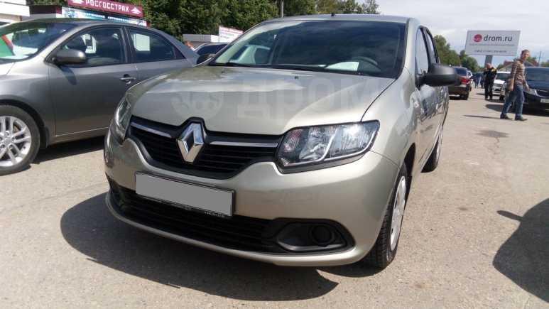 Renault Logan, 2017 год, 505 000 руб.