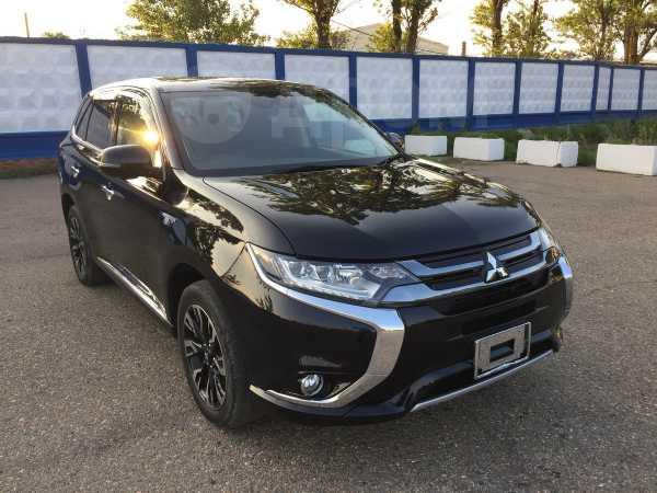 Mitsubishi Outlander, 2016 год, 1 555 000 руб.